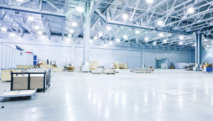 Benefits of LED Industrial Lighting